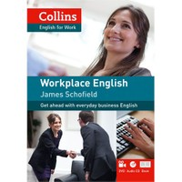 Collins Workplace English with CD & DVD