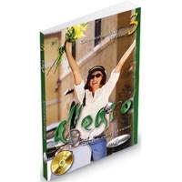 Allegro 3 (Ders Kitabı ve Çalışma Kitabı +CD) İtalyanca Orta Seviye