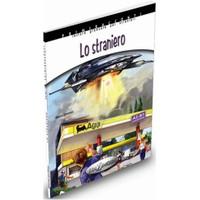 Lo straniero +CD -İtalyanca Okuma Kitabı Orta Seviye(A2-B1) - M. Dominici
