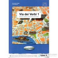 Via dei Verbi 1 A1-B1 (Attività + giochi + dizionario multilingue)