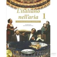 L'italiano Nell'aria 1 (Dispensa Di Pronuncia, 2 CD Audio)