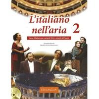 L'İtaliano Nell'Aria 2 +Cd Audio