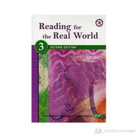 Reading For The Real World 3 +Mp3 Cd (2Nd Edition)