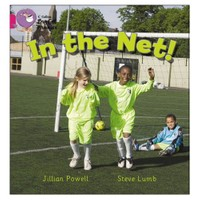 In The Net (Big Cat Phonics-1B Pink)-Steve Lumb