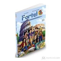 Forte 2 +Cd (İtalyanca Temel-Üst Seviye 7-11 Yaş)-Lucia Maddii