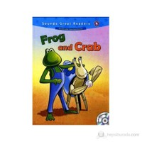 Frog And Crab + Cd Sounds Great Readers-4-Casey Malarcher