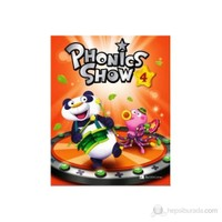 Phonics Show 4 + 2 Hybride Cds-Shawn Despres