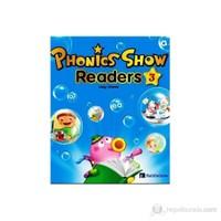 Phonics Show Readers 3 + Cd-Shawn Despres