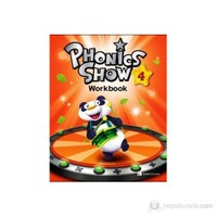 Phonics Show 4 Workbook-Shawn Despres