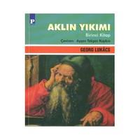 Aklın Yıkımı / 1. Kitap-Georg Lukacs