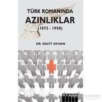 Türk Romanında Azınlıklar (1872 – 1950)-Sacit Ayhan