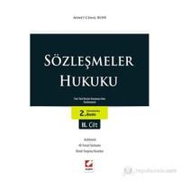 Sözleşmeler Hukuku (2 Cilt) ( Yeni Türk Borçlar Kanununa Göre Yenilenmiştir)