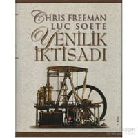 Yenilik İktisadı Ciltli - Chris Freeman