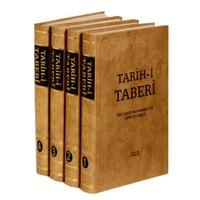 Tarihi Taberi Tercümesi (4 Cilt, Takım) - Ebu Cafer Muhammed Bin Cerir'üt-Taberi