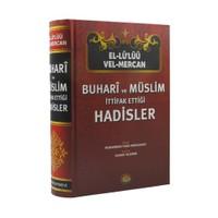 El-Lü'lüü Vel Mercan Buhari Ve Müslim İttifak Ettiği Hadisler (Şamua Kağıt)