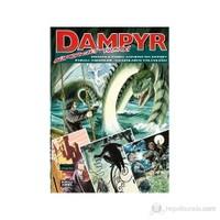 Dampyr Süper Cilt: 22 Drakula Parkı, Londra'Da Dehşet, Paralı Askerler, Çılgınların Yolculuğu-Mauro Boselli