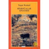 Binboğalar Efsanesi - Yaşar Kemal