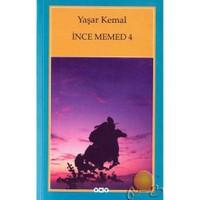 İnce Memed 4 - Yaşar Kemal