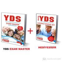 YDS Exam Master Soru Bankası (Cd ve YDS Deneme Seti Hediyeli)