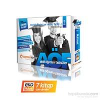 Uzman Kariyer AÖF 9321 - 2. Sınıf İktisat - Güz Dönemi - Tüm Dersler | EKO PAKET