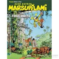 Uzun Kuyruk Marsupilami 7: Fordlandiya-Franquin Batem