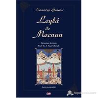 Leyla İle Mecnun-Nizami-Yi Gencevi