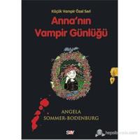 Anna'Nın Vampir Günlüğü (Ciltli)-Angela Sommer-Bodenburg