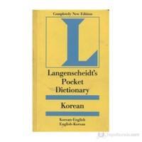 Langenscheidt's Pocket Dictionary Korean