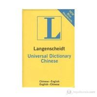 Langenscheidt Universal Dictionary Chinese-Kolektif