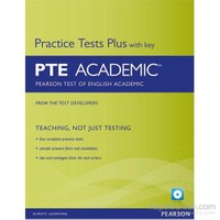 Pte Academıc PracTıce Tests Plus Wıth Key & Cd -Rom