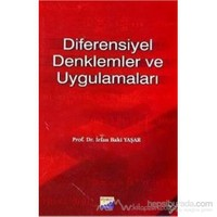 Diferensiyel Denklemler Ve Uygulamaları-İrfan Baki Yaşar