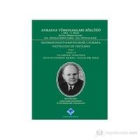 Avrasya Türkologları Sözlüğü 1. Cilt 2. Kitap - Rusya Türkologları