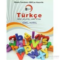 Palme 8.Sınıf Türkçe Konu Anlatımlı Soru Kitabı