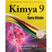 Palme 9. Sınıf Kimya Soru Kitabı
