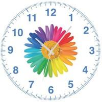 Rem Papatya Çiçeği Saat 27 Cm