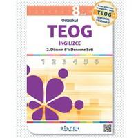 Biltest Yayınları 8.Sınıf İngilizce 2.Dönem Teog 6'Lı Deneme Seti