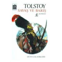 Savaş ve Barış (4 CİLT) - Lev Nikolayeviç Tolstoy