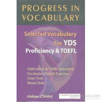 Progress In Vocabulary Selected Vocabulary For Yds Proficiency Toefl