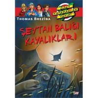 Dört Kafadarlar Takımı 33 - Şeytan Balığı Kayalıkları