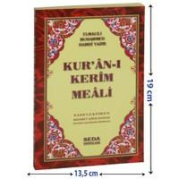 Kur'An-I Kerim Meali Metinsiz (Çanta Boy, Kod.155) (Sadeleştirilmiş)-Elmalılı Muhammed Hamdi Yazır