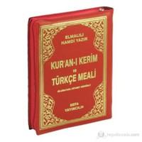 Kur'an-ı Kerim ve Türkçe Meali (Çanta Boy, Bilgisayar Hatlı, Renkli)