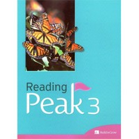 Reading Peak 3 with Workbook +CD