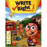 Write Right Beginner 1 with Workbook