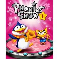 Phonics Show 1 +2 Hybride CDs - Shawn Despres