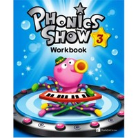 Phonics Show 3 Workbook