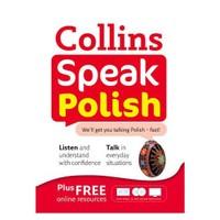 Collins Speak Polish Seti (Kitap + 2 CD + Online interaktif aktiviteler)