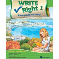 Write Right Paragraph To Essay 1 With Workbook-J. K. Johnson