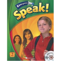Everyone Speak 2 with Workbook +Hybrid CD (CDROM&Audio)