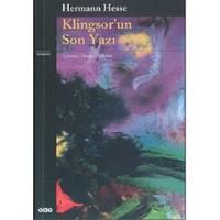 Klingsor'un Son Yazı - Hermann Hesse