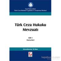 Türk Ceza Hukuku Mevzuatı Cilt:1
